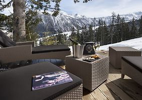 HOTEL LE K2 PALACE, COURCHEVEL *****